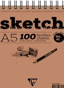 Sketch CARTA SCHIZZO 90g A3