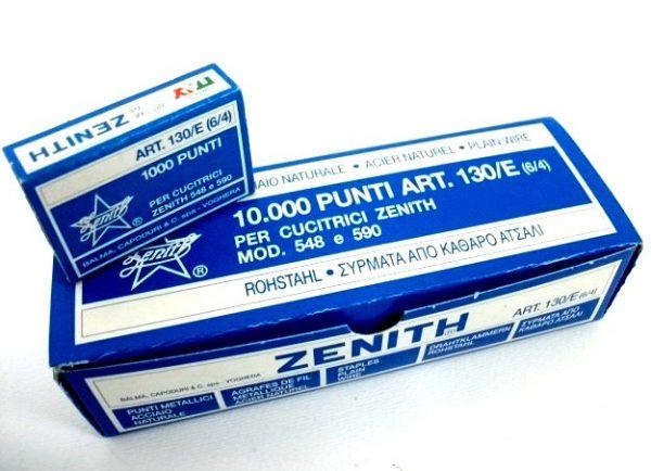Punti Zenith 130/e cf. 10.000 punti
