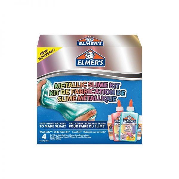 kit slime Elmer's Starter Metallic