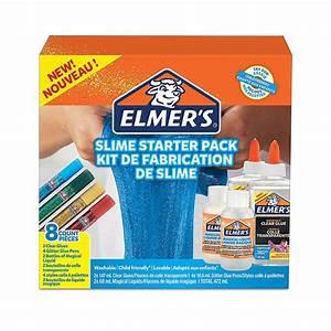 kit slime Elmer's Starter