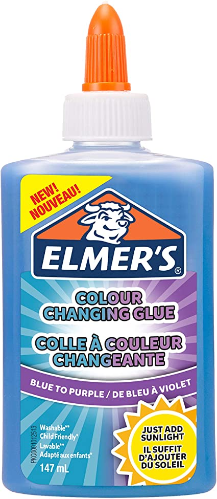 Colla Elmers Glue cambia colore