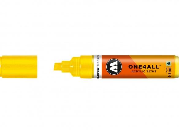 Pennarello Molotow One4All giallo