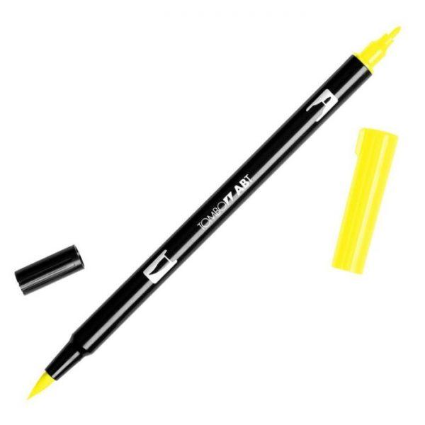 Tombow Abt dual brush cod. 055 process yellow