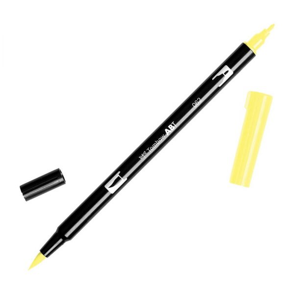 Tombow Abt dual brush cod. 062 pale yellow