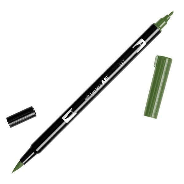 Tombow Abt dual brush cod. 177 dark jade