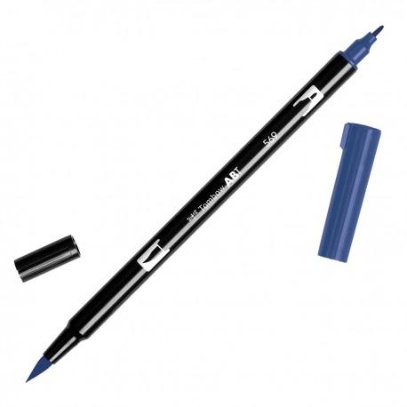 Tombow Abt dual brush cod. 569 jet blue
