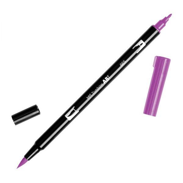 Tombow Abt dual brush cod. 665 purple