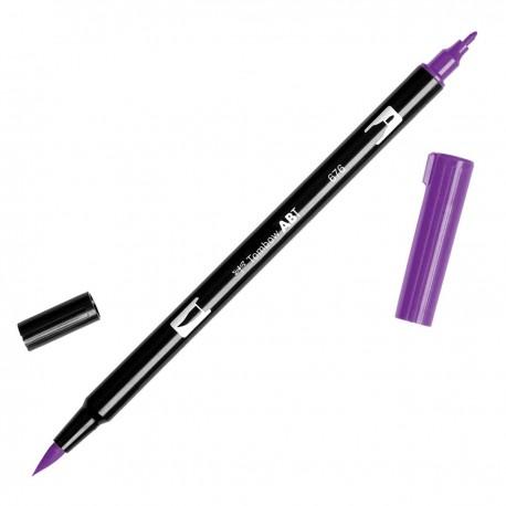 Tombow Abt dual brush cod. 676 royal purple