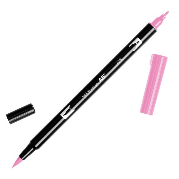 Tombow Abt dual brush cod. 703 pink rose