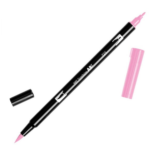 Tombow Abt dual brush cod. 723 pink
