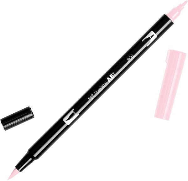 Tombow Abt dual brush cod. 800 baby pink