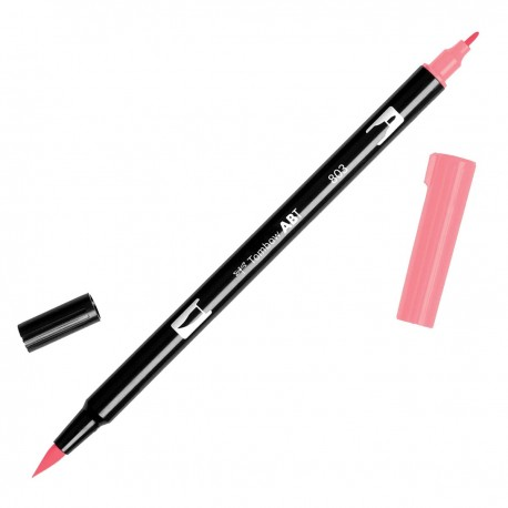 Tombow Abt dual brush cod. 803 pink punch