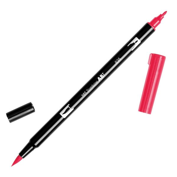 Tombow Abt dual brush cod. 835 persimmon