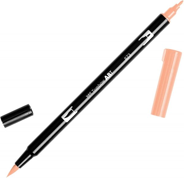 Tombow Abt dual brush cod. 873 coral