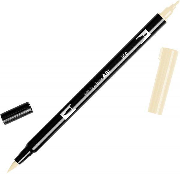 Tombow Abt dual brush cod. 990 light sand