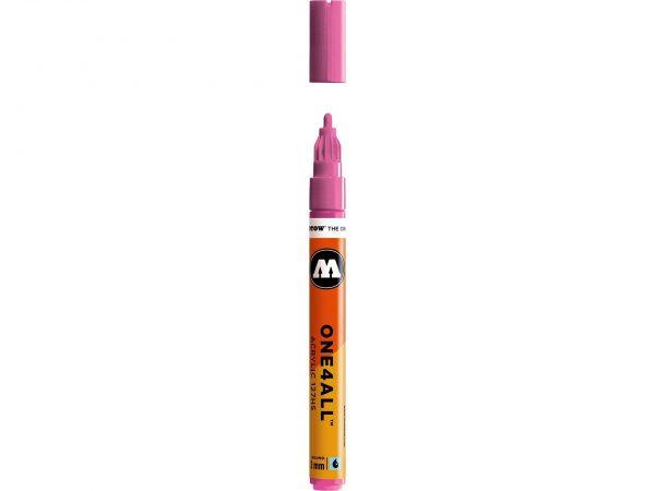 Pennarello acrilico MOLOTOW – One4All da 2mm –  Rosa Fucsia – cod. 231