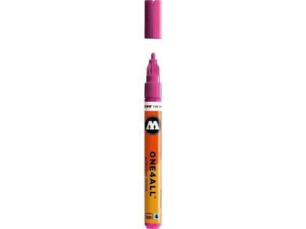 Pennarello acrilico MOLOTOW – One4All da 2mm –  Magenta – cod. 232