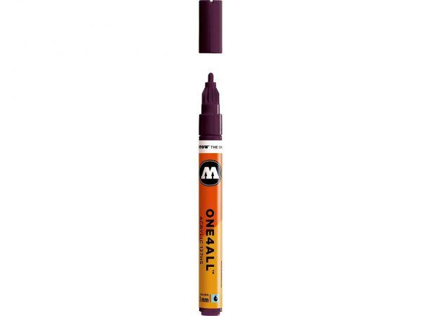 Pennarello acrilico MOLOTOW – One4All da 2mm – Viola Porpora – cod. 233