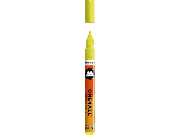 Pennarello acrilico MOLOTOW – One4All da 2mm – Verde Veleno – cod. 236